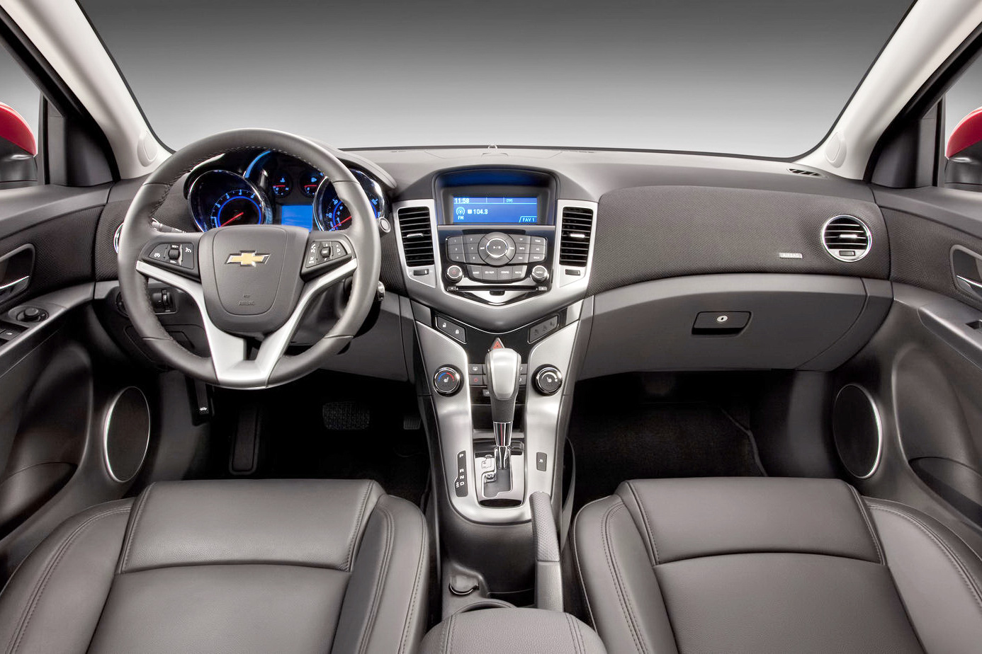 Нью Йоркский автосалон Chevrolet Cruze Rs Chevrolet
