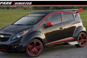 Chevrolet Spark Sinister Concept