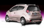 Chevrolet Spark Cancer Awareness Concept